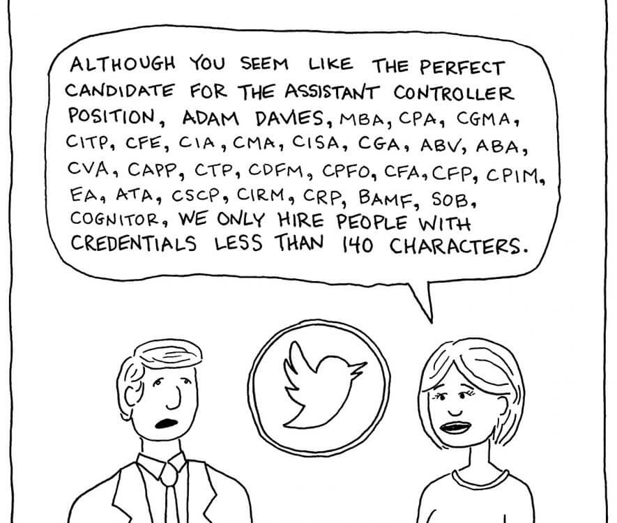 Credentials-accountants