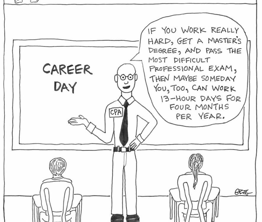 Attracting New CPA Talent