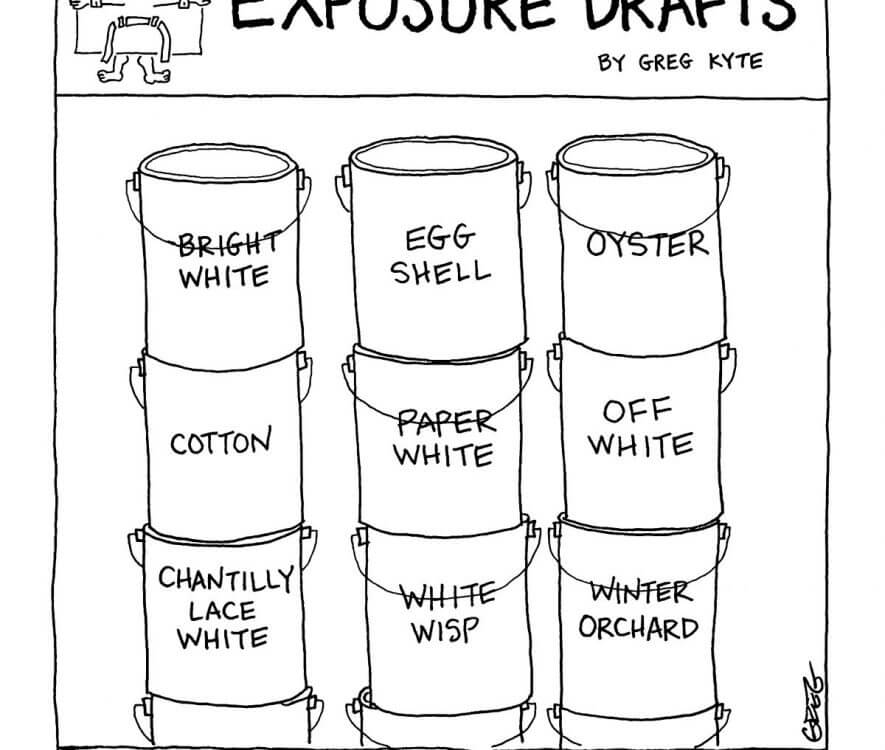 Exposure Drafts - Diversity - accounting