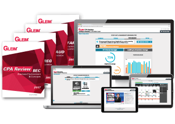 Gleim CPA Review