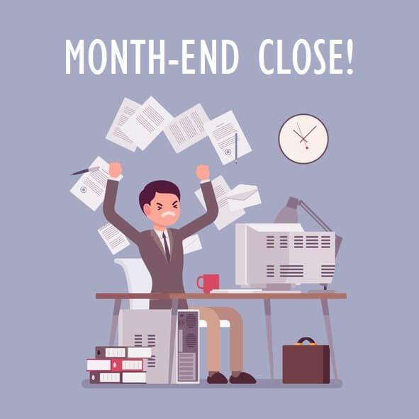 month-end close