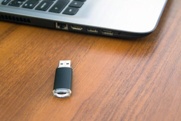 USB IBM banned