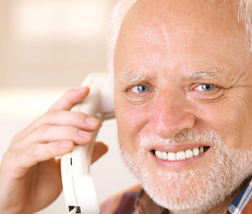 Hide Your Pain Harold Meme