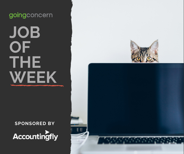 Job of the Week
